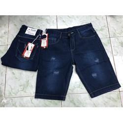 Quần shorts jeans rách thời trang JR01