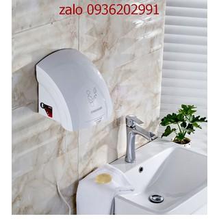 Máy sấy tay nhà vệ sinh- máy sấy khô tay cảm biến hồng ngoại - máy sấy tay 328 thumbnail