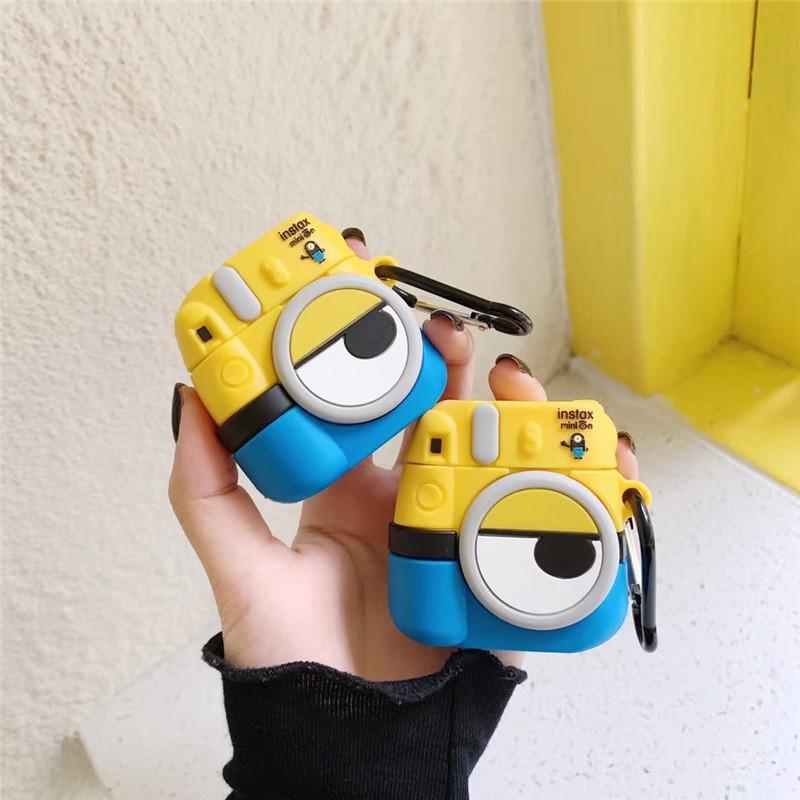 Ốp Airpods Minions - PK489