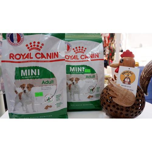 Thức ăn hạt cho chó royal-canin mini adult - bịch 800g - 21356998 , 24606351 , 15_24606351 , 145000 , Thuc-an-hat-cho-cho-royal-canin-mini-adult-bich-800g-15_24606351 , sendo.vn , Thức ăn hạt cho chó royal-canin mini adult - bịch 800g