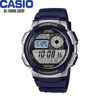 Đồng hồ CASIO nam - Dây Nhựa - Đen - AE-1000W-2AVDF - AE-1000W-2AVDF 01 thumbnail