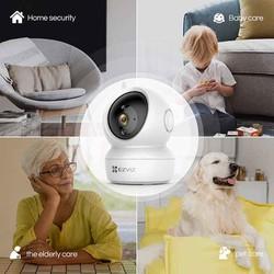 Camera IP Không Dây WiFi Ezviz C6N 2MP 1080P - Hàng Chính Hãng - Thẻ Nhớ Tùy Chọn - CS-C6N-A0-1C2WFR