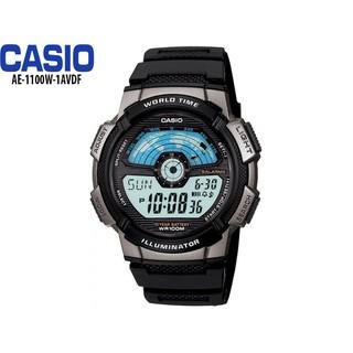 Đồng hồ CASIO nam - Dây Nhựa - Đen - AE-1100W-1AVDF - AE-1100W-1AVDF 01 thumbnail