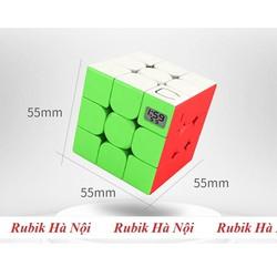 Rubik 3x3x3 Moyu Meilong Timer M Có Nam Châm Có Đồng Hồ
