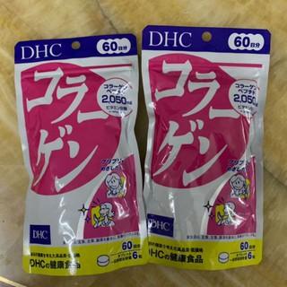 Viên uống trắng da - Viên Collagen Nhật bản DHC - 4511413404157 thumbnail