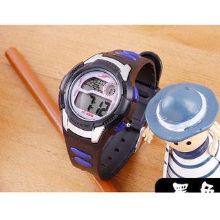 Đồng hồ cho bé có đèn light và hẹn giờ NT6009 - NT6009B thumbnail