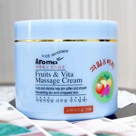 [Chính hãng] Kem Massage Trái Cây Aroma Fruit Vita Massage Cream 480ml - SP994-4