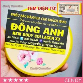 Body Collagen X3 Đông Anh- hàng chính hãng phiếu bảo hành đầy đủ - Body Collagen X3 Đông Anh