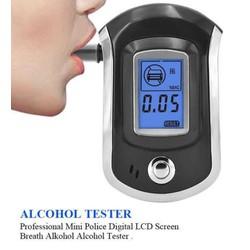Máy đo nồng độ cồn trong hơi thở bỏ túi Alcohol Tester AT6000