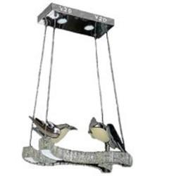 Đèn thả pha lê đôi chim HF8081.163