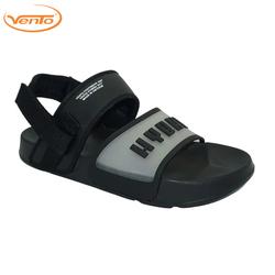 Sandal Vento Nam Nữ SD-FL18 Màu Đen