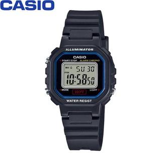 Đồng hồ CASIO nữ - Dây Nhựa - Đen - LA-20WH-1CDF - LA-20WH-1CDF 01 thumbnail