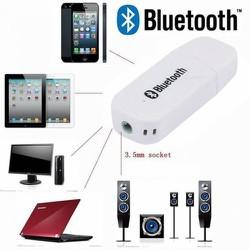 BỘ USB tạo Bluetooth biến loa thường thành loa thông minh, cho dàn âm thanh xe hơi amply loa Car Bluetooth…tặng kèm dây 3.5mm kết nối ra loa, âm ly