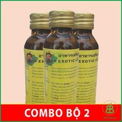 Thuốc kích rễ cực mạnh Thái Lan Exotic 100ml 2 Chai
