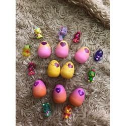 Combo 90 quả trứng đồ chơi