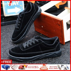 Giày Sneaker Nam Black Dor