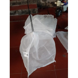 combo 10 túi đựng côn trùng - tôm cua cá - 1500 4