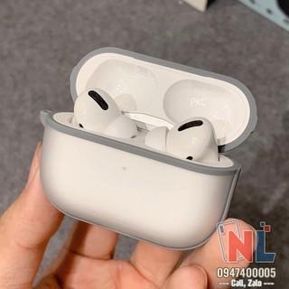 Ốp lưng Airpods Pro Likgus nhám chống trầy xước - alopk2859 thumbnail