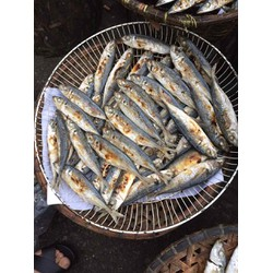 1kg cá nục nướng cửa lò