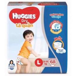 Tã Huggies đủ các size