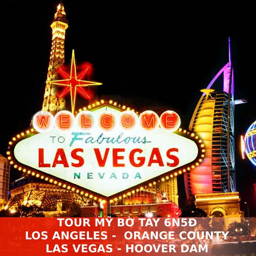 Tour mỹ bờ tây 6n5đ: los angeles -  orange county - las vegas - hoover dam - 21386772 , 24645040 , 15_24645040 , 45000000 , Tour-my-bo-tay-6n5d-los-angeles-orange-county-las-vegas-hoover-dam-15_24645040 , sendo.vn , Tour mỹ bờ tây 6n5đ: los angeles -  orange county - las vegas - hoover dam