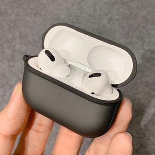 Ốp lưng Airpods Pro chống trầy Likgus nhám - PKQA9823 thumbnail