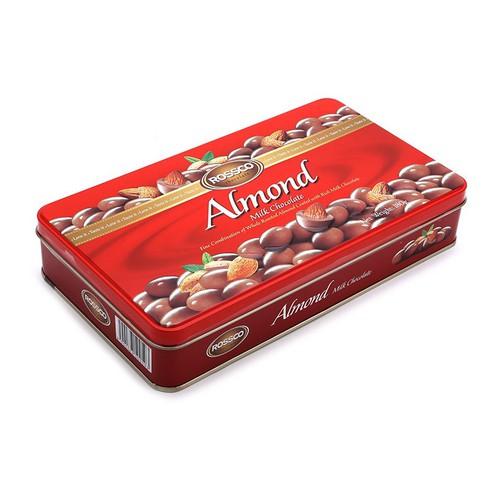 Kẹo socola sữa almond rossco 180g - 21385306 , 24642894 , 15_24642894 , 160000 , Keo-socola-sua-almond-rossco-180g-15_24642894 , sendo.vn , Kẹo socola sữa almond rossco 180g
