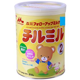 Sữa Morinaga Số 2 850g tách quai Date 12-2021 - Morinaga 2 850g