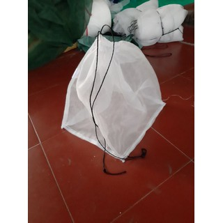 combo 10 túi đựng côn trùng - tôm cua cá - 1500 thumbnail
