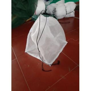 combo 10 túi đựng côn trùng - tôm cua cá - 1500 1