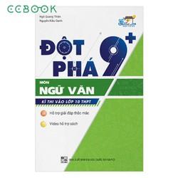 Sách - Đột phá 9+ môn Ngữ Văn kì thi vào lớp 10 THPT - DP9V