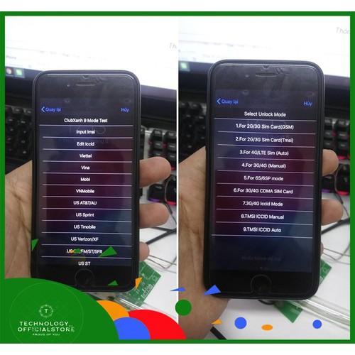 Sim ghép clubgsm xanh – fw 9 mode premium v3.0 cho dân vọc