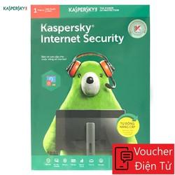 Phần mềm Kaspersky Internet Security Cho 1 Máy Tính - KIS1U