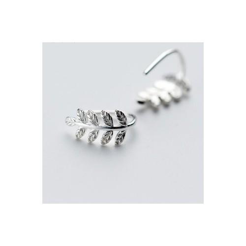 Khuyên tai bạc lá me e5269 aroch jewelry - 21421034 , 24689437 , 15_24689437 , 199150 , Khuyen-tai-bac-la-me-e5269-aroch-jewelry-15_24689437 , sendo.vn , Khuyên tai bạc lá me e5269 aroch jewelry