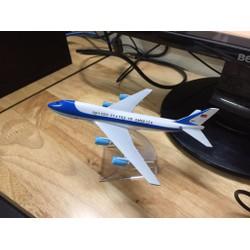 Mô Hình Máy Bay Boeing Air Force One Everfly 16cm