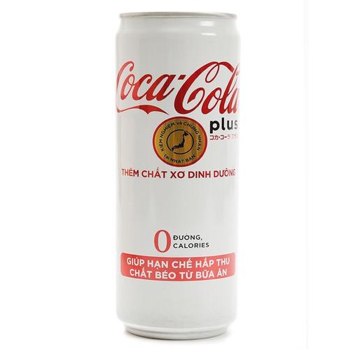 Lốc 4 nước ngọt coca cola plus sleek thêm chất xơ dinh dưỡng lon 330ml - 21416489 , 24682930 , 15_24682930 , 54000 , Loc-4-nuoc-ngot-coca-cola-plus-sleek-them-chat-xo-dinh-duong-lon-330ml-15_24682930 , sendo.vn , Lốc 4 nước ngọt coca cola plus sleek thêm chất xơ dinh dưỡng lon 330ml