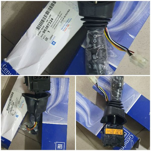 Công tắc pha cos bật đèn fa lacety trong nước từ 2003 đến 2010