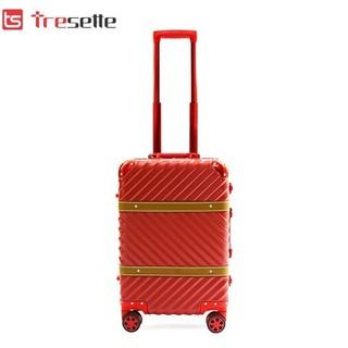 Vali kéo Tresette cao cấp nhập khẩu Hàn Quốc cao cấp TSL-161826 Red - TSL-161826 Red thumbnail