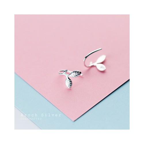 Khuyên tai lá non e7010 aroch silver jewelry - 21421137 , 24689555 , 15_24689555 , 199150 , Khuyen-tai-la-non-e7010-aroch-silver-jewelry-15_24689555 , sendo.vn , Khuyên tai lá non e7010 aroch silver jewelry