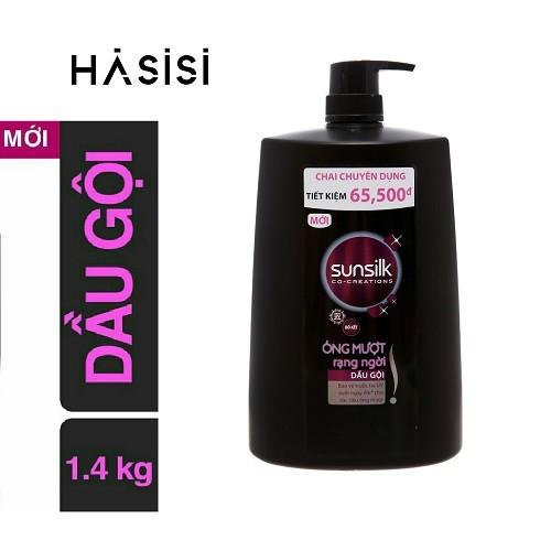 Sunsilk -dầu gội óng mượt rạng ngời 1.4kg đen - 21415998 , 24682367 , 15_24682367 , 215000 , Sunsilk-dau-goi-ong-muot-rang-ngoi-1.4kg-den-15_24682367 , sendo.vn , Sunsilk -dầu gội óng mượt rạng ngời 1.4kg đen