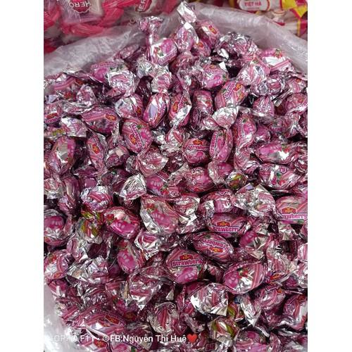 1kg kẹo dâu - 21403914 , 24666653 , 15_24666653 , 59000 , 1kg-keo-dau-15_24666653 , sendo.vn , 1kg kẹo dâu
