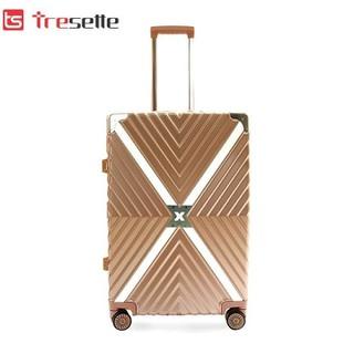 Vali khóa sập thương hiệu Tresette nhập khẩu Hàn Quốc TSL 605520 PK - TSL 605520 PK thumbnail