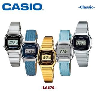 Đồng hồ Casio nữ LA670 thời trang - Hàng chính hãng - Đồng hồ Casio nữ LA670 thumbnail