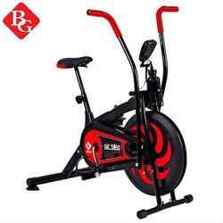 BG Xe đạp tập thể dục siêu hot hòn họt Air bike 8701-RED