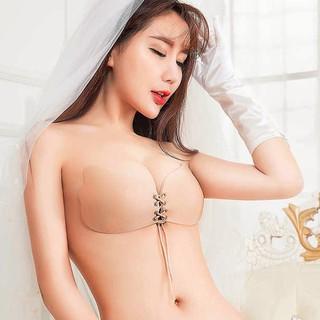 Áo ngực dán dây rút nâng ngực tạo khe tự nhiên - ANĐ004 thumbnail