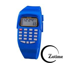 Đồng hồ điện tử nam nữ Sports KK - 907 có chức năng xem giờ và máy tính ZO76