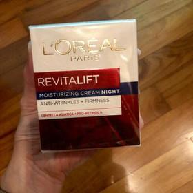 Kem Dưỡng LOreal Revitalift Moisturizing Cream 50ml - Kem Dưỡng Đêm-1