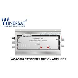 Bộ khuếch đại - bộ đẩy tín hiệu cáp tivi Winersat WCA-5086