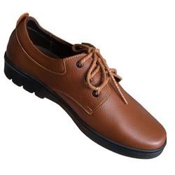 Giày nam - Giày tây nam da bò cao cấp kiểu cột dây