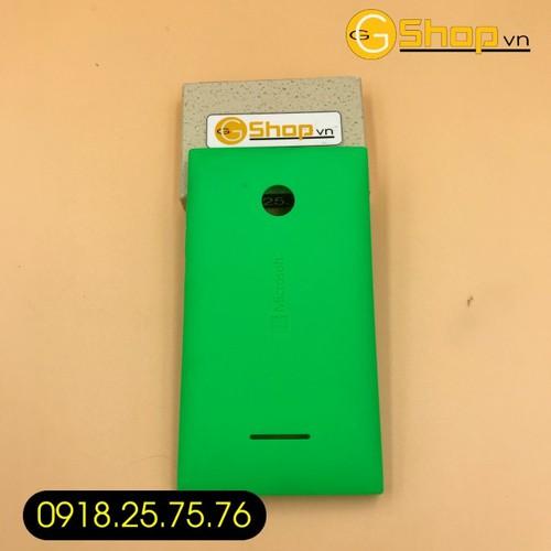 Nắp lưng lumia 435 xanh lá